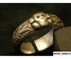 Vendo anello Totenkopf