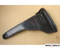 fondina per pistole Luger Artilerie originale del 1916