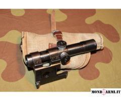 cannocchiale Mosin 91/30 PU 1942