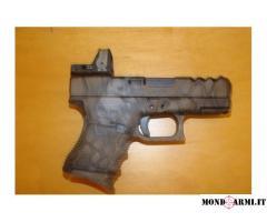 Glock 29SF 10 millimetri personalizzato. Reserve ha abbassato Glock 29SF