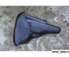 Fondina per pistole P08 Parabellum originale del 1915 Brehme Hildesheim