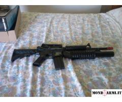 Vendo fucile a molla M4a1