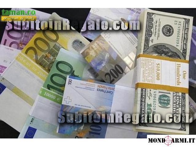 Finanziamenti e prestiti offre personali