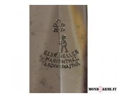 Daga Tedesca NSFK WW2, Gebr Heller Marienthal originale