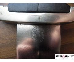 Daga Tedesca SS WW2, Carl Eickhorn Solingen originale