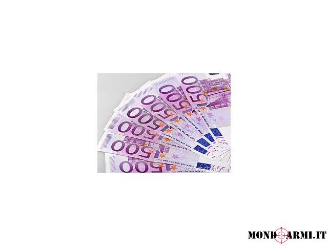 Accordo di credito o finanziamento rapido