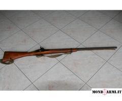 Fucile  avancarica a bacchetta