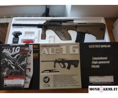 Fucile softair aug A2 con mirino ROYAL