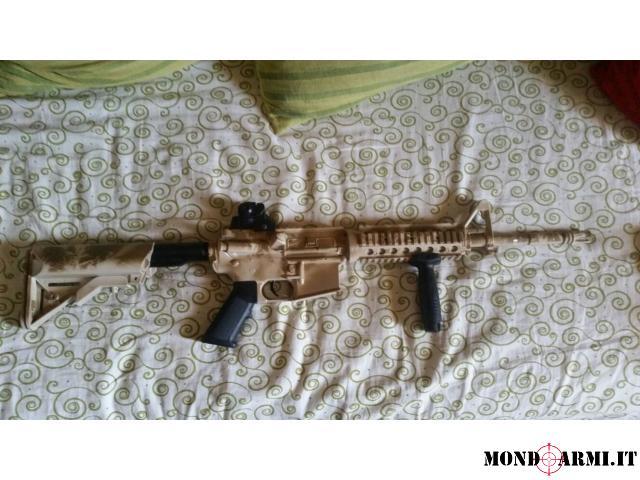 M4 CQB Customizzato