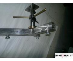 rest artigianale un acciao inox