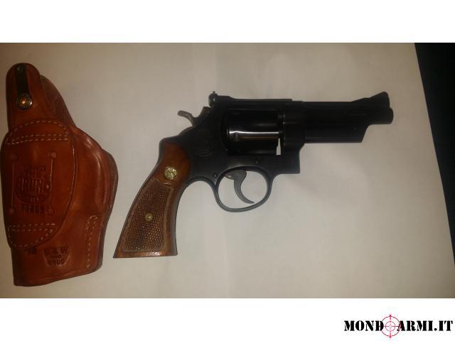 Smith & Wesson 357 magnim mod highwayPatrolman