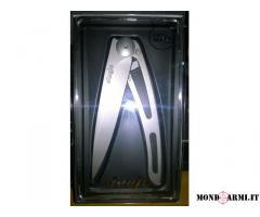 DEEJO NAKED 37g COLTELLO CHIUDIBILE CAMPEGGIO (FOLDING KNIFE-TACHENMESSER)1CN000