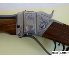 Sharp Sporting 1874 45-70 gov Pedersoli versione Lusso