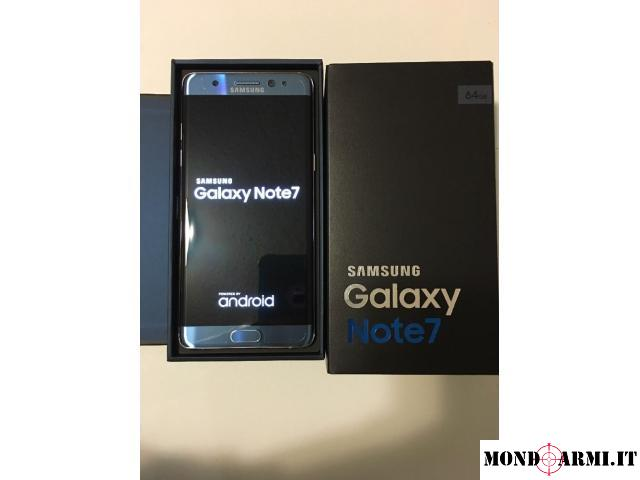 Samsung Galaxy Note 7 Duos (64GB 4G LTE)