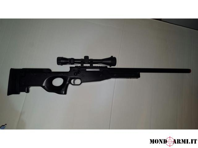 L96 fucile a molla softair con ottica 3X9
