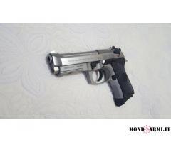 Beretta 92fs compact  M9A1 INOX