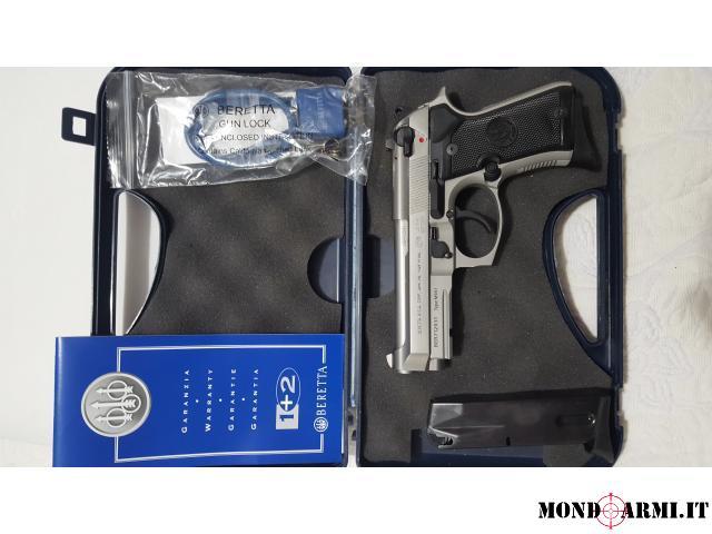 Beretta 92fs compact inox m9a1