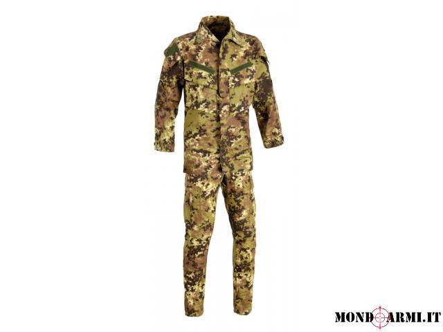 mimetica vegetata esercito italiano - taglia 52 - nuova imbustata