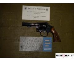 ARMERIA F.lli COSCIA  SMITH & WESSON MOD. 15-4 CAL 38 SPL