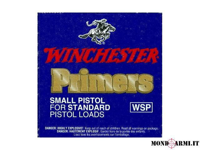 Inneschi Small Pistol Winchester