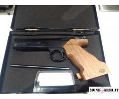Pistola di precisione ad aria compressa marca FAS modello AP604