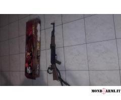 AK-47 G&G armament con attrezzatura