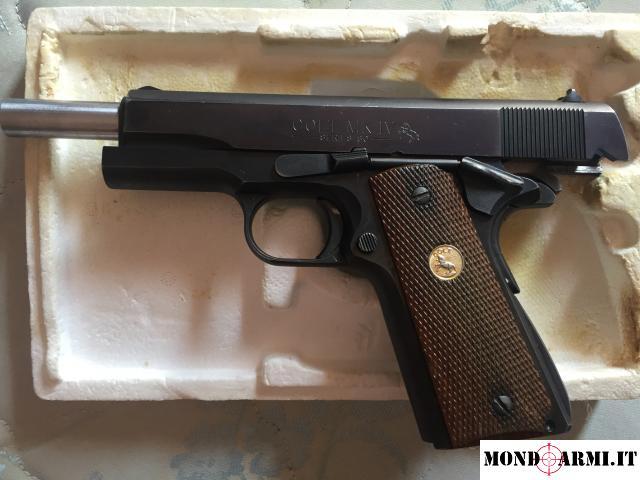 pistole tipo 1911.