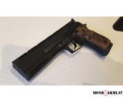 Beretta 87 Target con guancette anatomiche e custodia imbottita