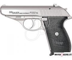 SIG-Sauer 232pl .380 ACP  | 9x17mm Browning Short