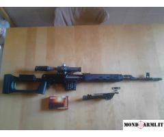 VENDUTO IZHMASH TIGR 7.62 x 54R  |  7.62 Russian