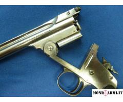 Smith & Wesson mod. Single Shot cal. .22 LR Long Rifle