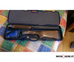 Beretta 686 trap canne da 75 monogrillo.