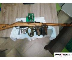 Vendo mosin Nagant 91/30