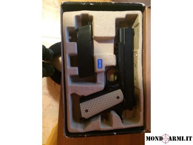 Colt 1911 Nera opaca