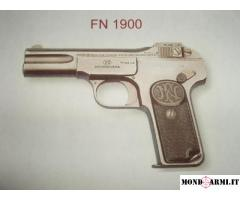FN - Fabrique Nationale 1900 - 7.65mm Brev.