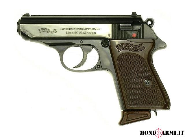 WALTHER PP-PPK-PPKS,