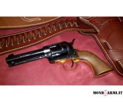 Revolver Western Style 357 magnum + cinturone