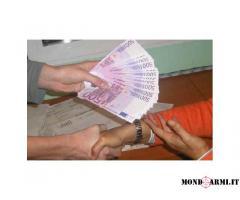 Noi concedere prestiti di 2000 euro a 950000 euro
