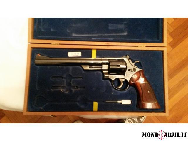 Smith & Wesson 29 44 magnum .44 Remington Magnum