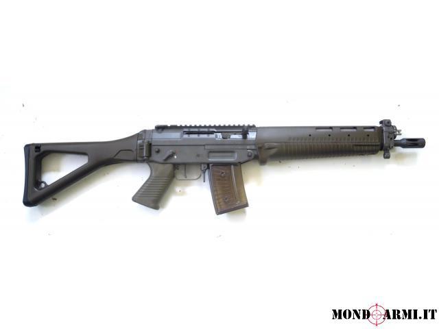 SIG 551 SWAT CAL.223