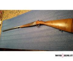 fucile monocolpo basculante cane esterno cal. 20 camera 70