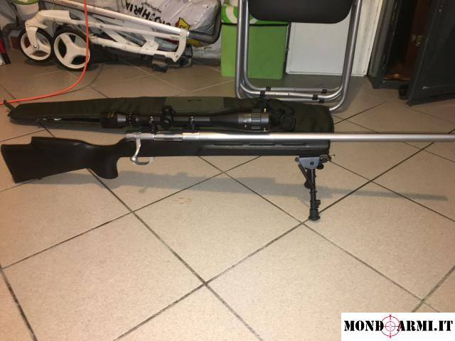 Howa 1500 stainless heavy barrel cal.223