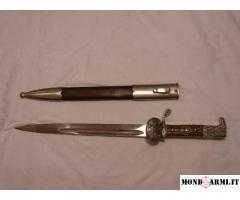 baionetta parade WW2 (F.W.Horster)
