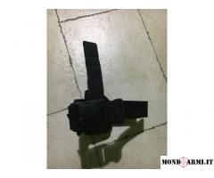 Fondina cosciale destrosa Radar stato nuova per serie Glock