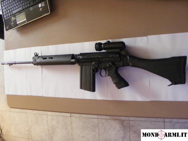 VENDO FUCILE FAL INGLESE A1L1 CAL.308 Winchester