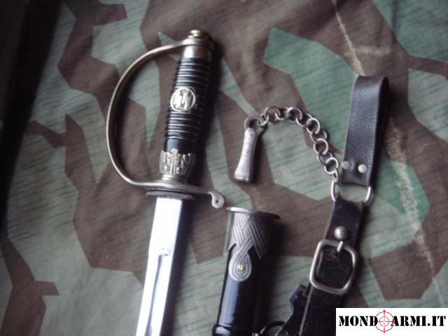 spada tedesca Waffen SS originale, Original Eickhorn