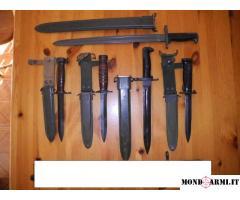 Baionette US seconda guerra
