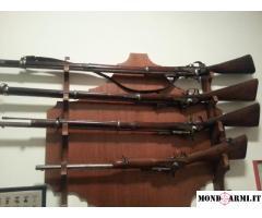 Fucili e pistole antichi vendo da eredità