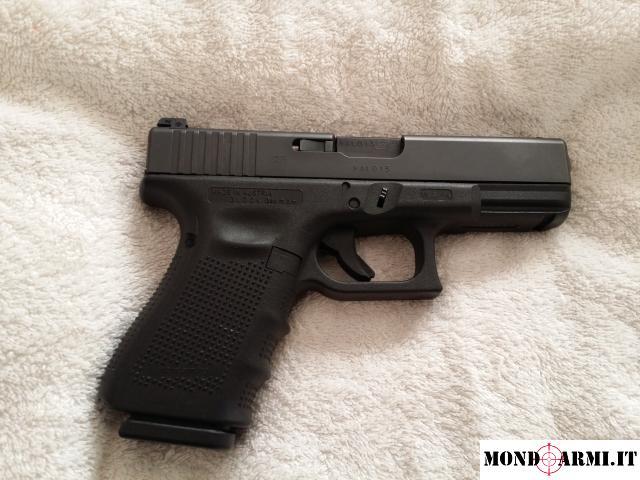 Glock 19 9x21mm IMI quarta generazione
