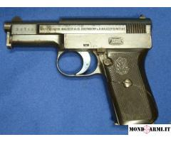 Mauser mod. 1910 cal. 6.35 mm Browning